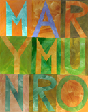 Mary Munro poster